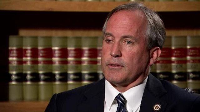 Texas AG Ken Paxton Says That People Cannot Be Forced To Disclose Information Concerning COVID