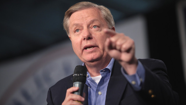 Lindsey Graham Reads Letter From DOJ Attorney Responding To Issues With FISA Applications For Carter Page