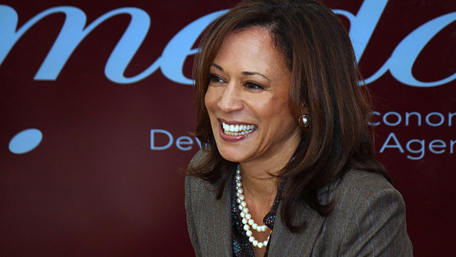 Kamala Harris Asked If She Thinks Trump Is A Racist: 'Yes I Do'