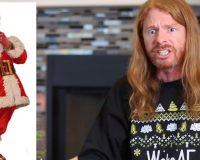 "WATCH: Comedian JP Sears Hilariously Explains ""Baby It's Cold Outside"" Outrage"
