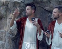 "WATCH: ""If Bible Characters Had Phones"" Starts 2019 Off Right"