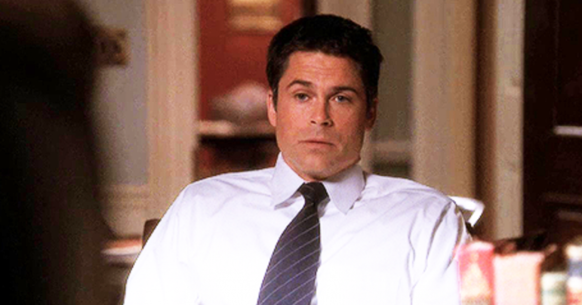 """Rob Lowe Hits Back at Snowflakes Who Didn't Like His """"Commander-in-Chief"""" Joke About Elizabeth Warren ⋆ The Political Cowboy"""