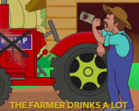 WATCH: Stephen Colbert's Degrading Drunk Farmer Joke Shows The Left's True Colors
