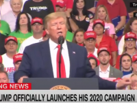CNN Abruptly Cuts Footage Of A Trump Rally After They Started This Embarrassing Chant