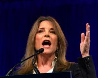 "WATCH: Marianne Williamson Shocked To Discover That ""Lefties"" Are Mean, Hateful People"