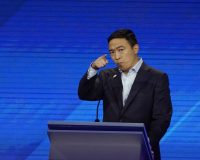 Andrew Yang Chewed Out For Incredibly Benign Joke About Being Asian During Third Dem Debate