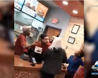 WATCH: Popeyes Is Officially the Thunderdome of Fast Food After Employee Body Slams A Customer