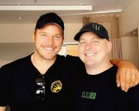 Chris Pratt's Veterans Day Tribute to His Brother Will Probably Make You Ugly Cry