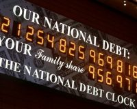 TX Rep. Chip Roy Introduces Bill To Install US Debt Clock In Each Congressional Meeting Room