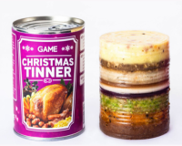 This Company Offers An Entire Christmas Dinner In A Can For Gamers Who Won't Get Up From The TV