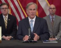 Texas Gov. Greg Abbott Is Sending National Guard Troops To Major Cities Ahead Of Election