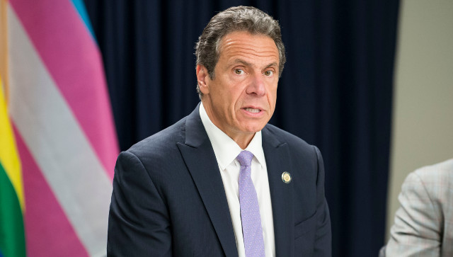 Rep. Mace Says It's Time For NY Gov. Andrew Cuomo To Resign From His Post
