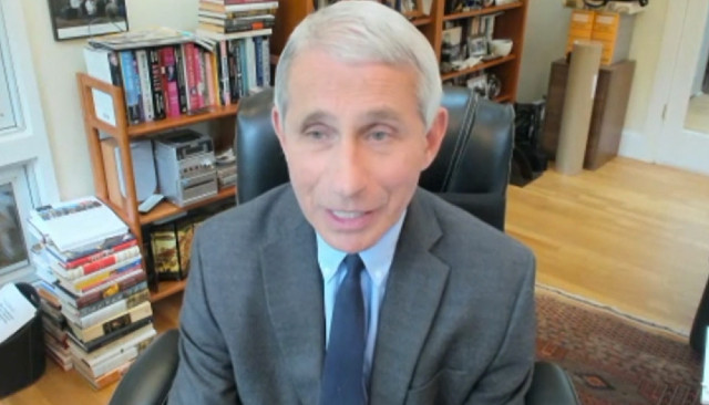 Dr. Fauci Now Thinks Booster Shots Might Be Needed For Some Americans