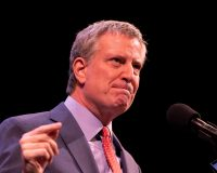 Amid Spike In Violent Crime, NY Congressman Calls For Bill De Blasio To Be Removed From Office