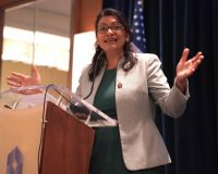 Rashida Tlaib, Member Of The 'Squad,' Wins Democratic Michigan House Primary
