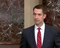 Cotton Weighs In On Filling RGB SCOTUS Seat: Dems Who Voted For Kavanaugh Got Re-Elected; Those That Didn't, Lost