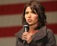 Rachel Maddow Slams Kristi Noem On Coronavirus; Noem Fires Back Saying, 'Stop Spreading Fear'