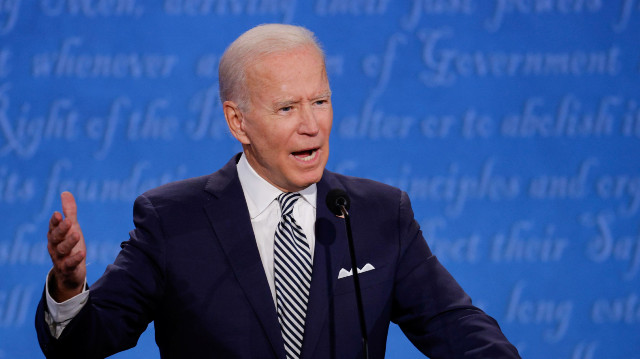 Biden's Approval Ratings Average Plummets To A New Low