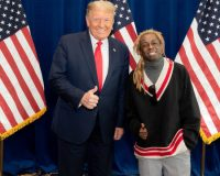 Lil Wayne Issues Public Thank You To Trump For Pardon