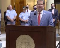 Georgia Gov. Brian Kemp Is Now Calling For Signature Audit Of State's Election Results