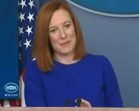 Psaki Ducks Questions About Why VP Harris Hasn't Spoken Out Against Cuomo After She Did With Kavanaugh