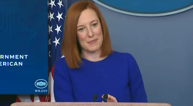 WH Press Secretary Jen Psaki Says Not The White House's 'Role' To 'Blame' Coronavirus Spike On Unvaccinated People