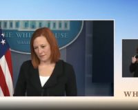 Psaki Dodges Question About Whether Or Not Biden Supports 'Unlimited Number' of Unaccompanied Minors Entering U.S.