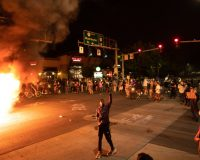 Rioters And Looters Once Again Rip Up Minneapolis After Recent Police Shooting