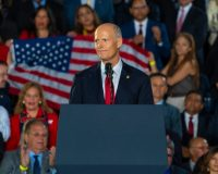 Rick Scott Warns Big Corporations Of 'Massive Backlash' Over Their Political Activism