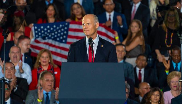 FL. Sen. Scott Says The 'Best Asset' Republicans Have For 2022 Is Joe Biden