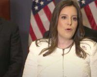 House Republicans Have Elected Elise Stefanik New Conference Chairwoman