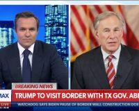 Gov. Greg Abbott Says Trump Set 'High Mark' On Border Security; Reveals Texas Will Build A Wall
