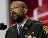 Sheriff David Clarke Says Anti-Cop Politics To Blame For Spike In Crime