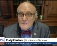Former Trump Attorney Rudy Giuliani Says Fox Ban Came After Post Article Was Shown To Be Accurate