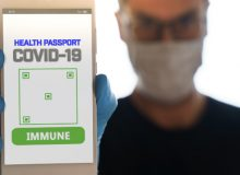 Director Of The CDC Claims That European-Style Health Passes 'May Very Well Be A Path Forward In The U.S.