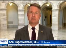 Sen. Roger Marshall Drops Hammer On Fauci, Says His Masks For The Vaccinated Causes Mistrust