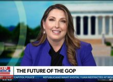 RNC's McDaniel Says That In Order For Trump To Win 2024, They Must First Win In 2022