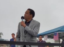 VIDEO: Larry Elder Goes Hard After Newsom, Says He 'Slammed Down The Hopes And Dreams Of Californians'