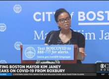 Boston Mayor Equates Showing Proof Of Vaccination With Jim Crow, 'Trump'