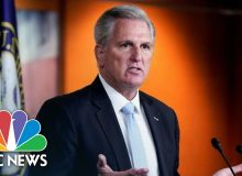House Minority Leader Kevin McCarthy Says China 'Wins Big In This Tax Bill'