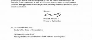The Memo is Released! Here it is.