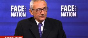 John Podesta Gets Embarrased on Face the Nation