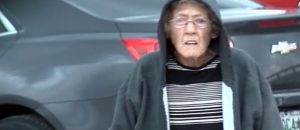 Granny BUSTED Smuggling Drugs to Grandson