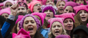 The Women's March Gets Pretty Hypocritical When It Comes to Internet Sexual Exploitation
