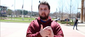 Conservative Student Assaulted by Gun Control Activist